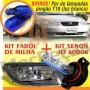 Kit Farol Milha Corolla 2005 2006 2007 2008 + Xenon - Mec Peças