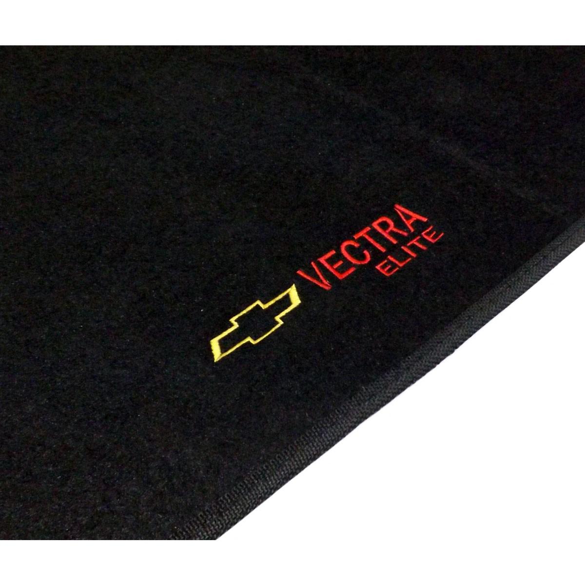 Tapete Carpete Personalizado Logo Bordada Vectra Elite