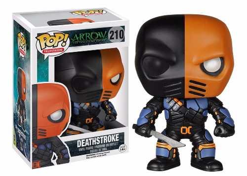 Deathstroke #210 ( Exterminador ) - Arrow - Funko Pop! Television
