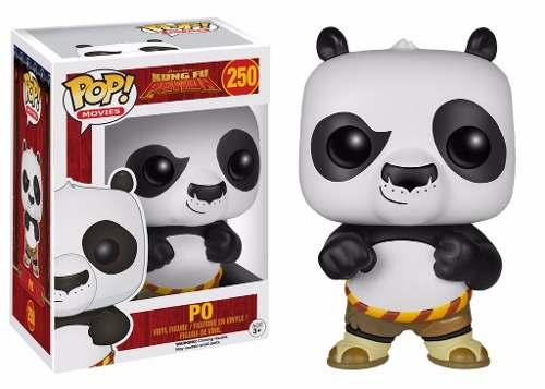 Po #250 - Kung Fu Panda - Funko Pop! Movies