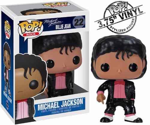 Michael Jackson Billie Jean #22 - Funko Pop! Rock