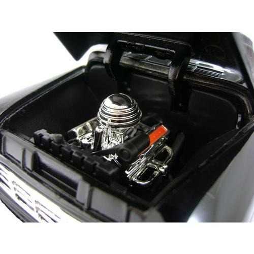 1955 Chevrolet Stepside Pickup - Escala 1:24 - Motormax