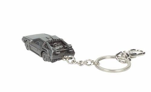 Chaveiro DeLorean - Back to the Future ( De volta para o Futuro ) - SD Toys