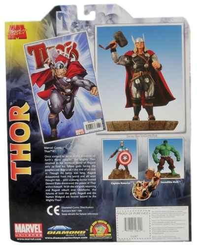Thor - Marvel Select - Diamond Select