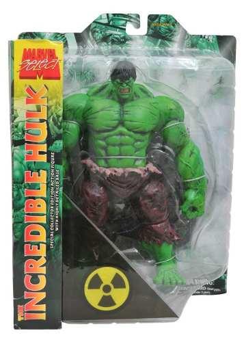 Incredible Hulk ( Incrível Hulk ) - Marvel Select - Diamond Select Toys
