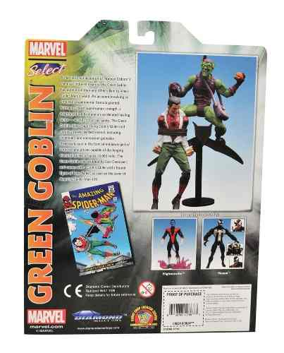 Classic Green Goblin ( Duende Verde ) - Marvel Select - Diamond Select Toys