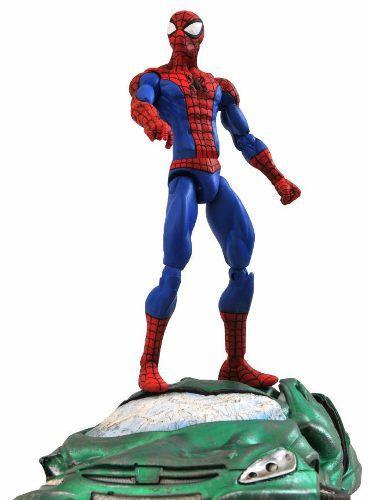 Spiderman ( Homem Aranha ) - Marvel Select - Diamond Select Toys