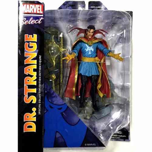 Doctor Strange ( Doutor Estranho ) - Marvel Select - Diamond Select Toys