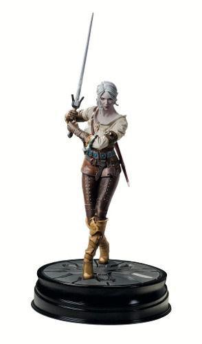 Cirilla Fiona Elen Riannon - The Witcher 3 - Dark Horse
