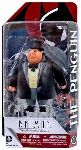 The Penguin ( Pinguim ) - Batman Animated Series - DC Collectibles