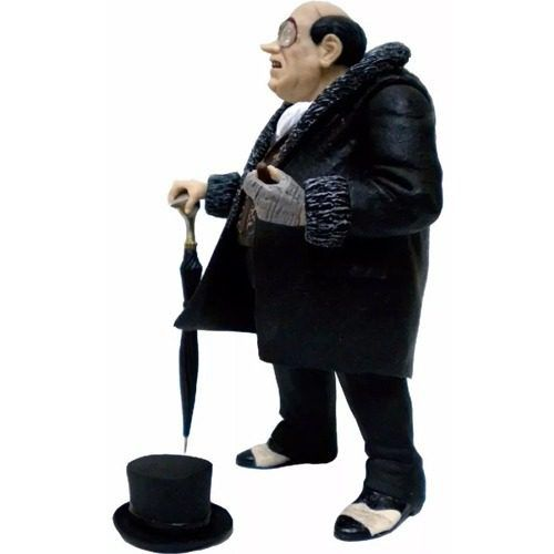 Penguin ( Pinguim ) - Batman Arkham City Series 3 - DC Collectibles
