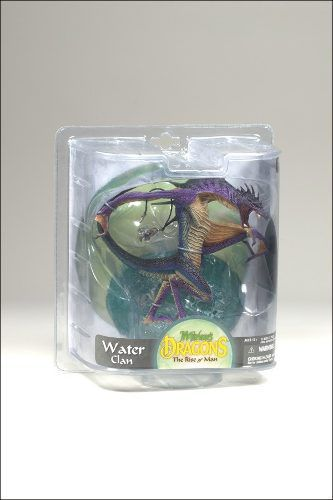 Water Dragon ( Dragão de Água ) - The Rise of Man Series 8 - McFarlane