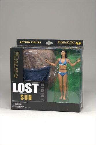 Sun - Lost - McFarlane