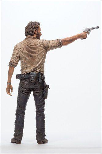 "Rick Grimes 10"" - The Walking Dead - McFarlane"