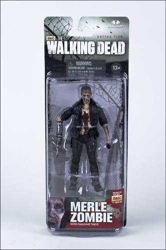 Merle Dixon Zombie - The Walking Dead Series 5 - McFarlane
