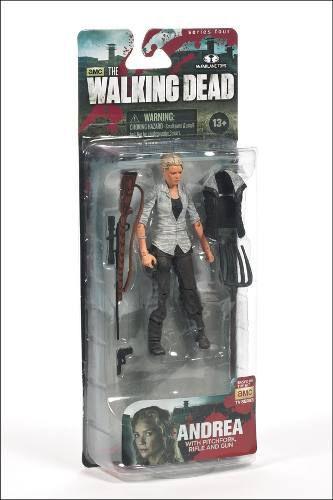 Andrea - The Walking Dead Serie 4 - McFarlane
