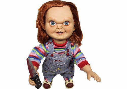 Chucky - Child's Play ( Brinquedo Assassino ) - Mezco