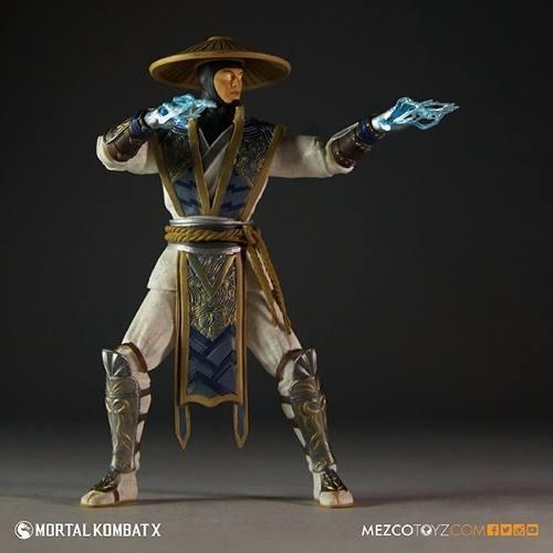 Raiden - Mortal Kombat X - Mezco