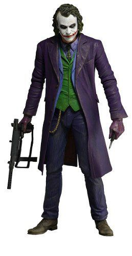 The Joker ( Coringa ) - Batman Dark Knight ( Cavaleiro das Trevas ) - NECA