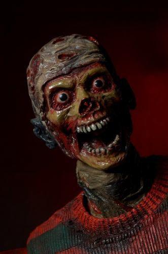 Ultimate Freddy Krueger 30th Aniversary - A Nightmare on Elm Street ( A Hora do Pesadelo ) - NECA