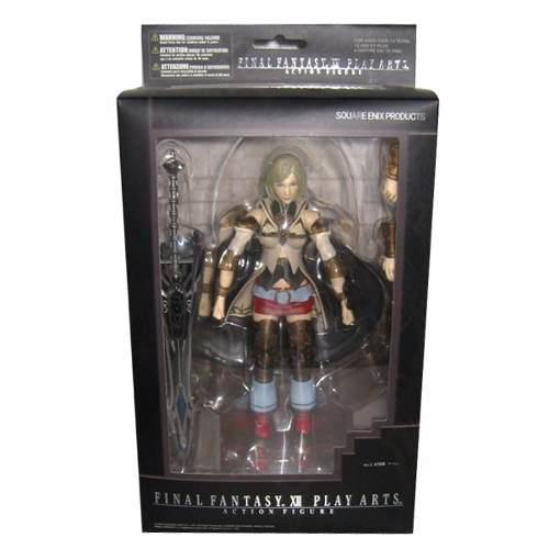 Ashe, Vaan e Balthier - Final Fantasy 12 - Play Arts - Square Enix