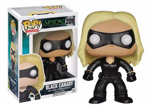 Black Canary #209 ( Canário Negro ) - Arrow - Funko Pop! Television