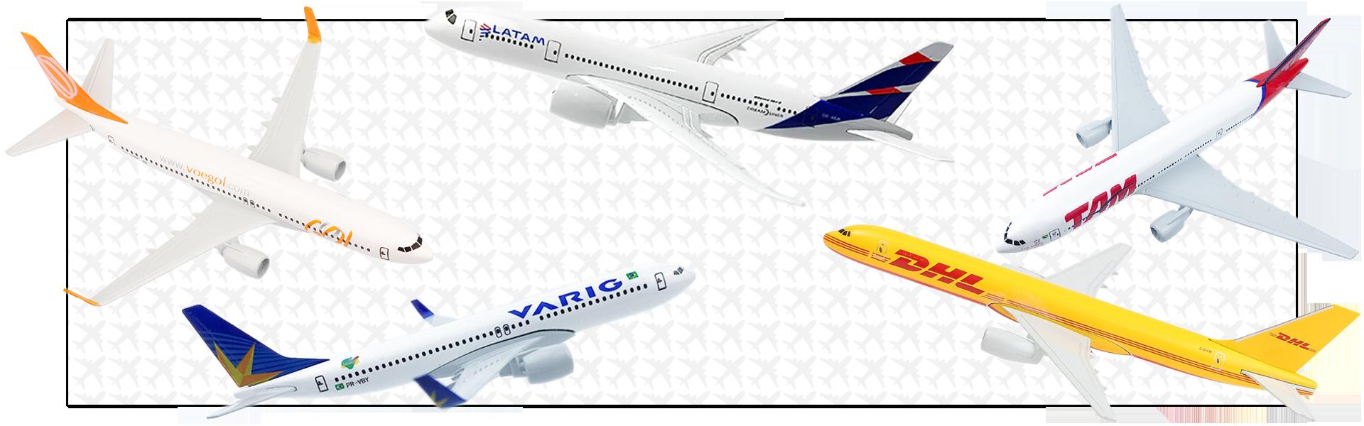Aeronave Comercial