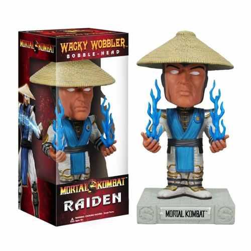 Raiden - Mortal Kombat - Funko Wacky Wobbler