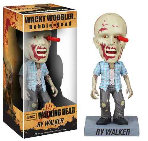RV Walker - The Walking Dead - Funko Wacky Wobbler