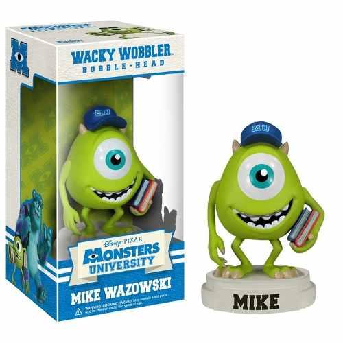 Sulley & Mike - Monster University ( Universidade Monstro ) - Funko Wacky Wobbler