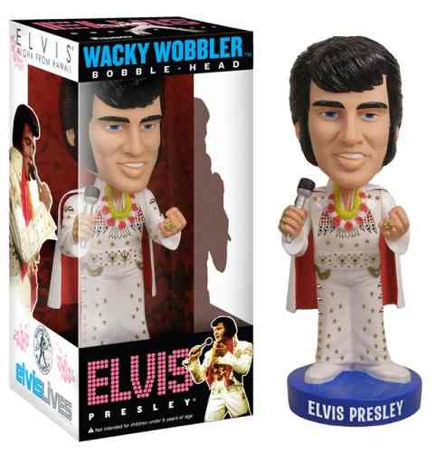 Elvis Presley Aloha - Funko Wacky Wobbler