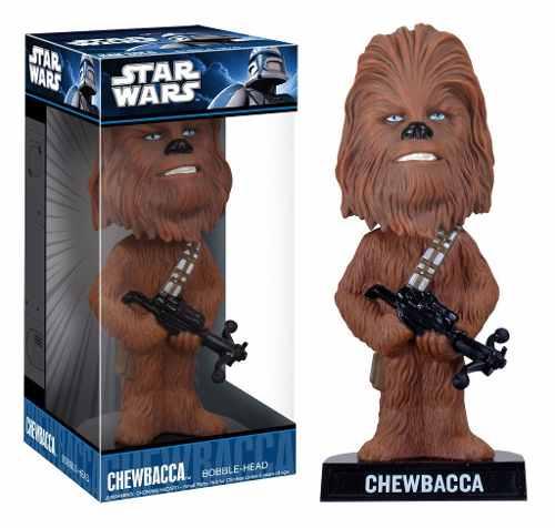 Chewbacca - Star Wars - Funko Wacky Wobbler