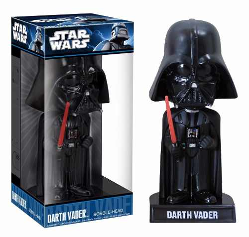 Darth Vader - Star Wars - Funko Wacky Wobbler