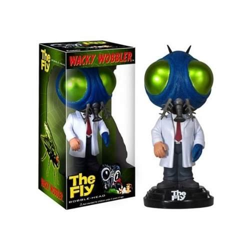The Fly ( A Mosca da Cabeça Branca ) - Funko Wacky Wobbler