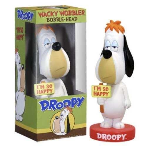 Droopy - Funko Wacky Wobbler