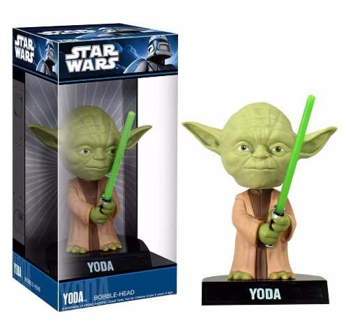 Yoda - Star Wars - Funko Wacky Wobbler
