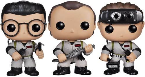 Ghostbusters ( Os Caça - Fantasmas) - Funko Pop! Movies