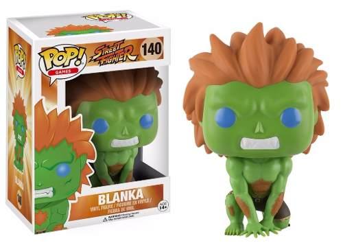 Blanka #140 - Street Fighter - Funko Pop! Games