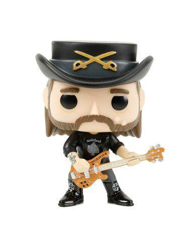 Lemmy Kilmister #49 - Motorhead - Funko Pop! Rocks