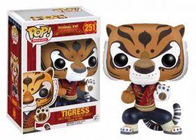 Tigress #251 ( Tigresa ) - Kung Fu Panda - Funko Pop! Movies