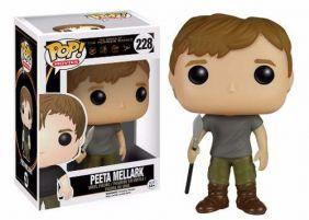Peeta Mellark #228 - Hunger Games ( Jogos Vorazes ) - Funko Pop! Movies