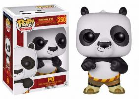 Po #250 - Kung Fu Panda - Funko Pop! Movies