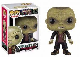 Killer Croc #102 ( Crocodilo ) - Suicide Squad ( Esquadrão Suicida ) - Funko Pop! Heroes