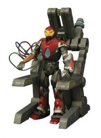 Ultimate Iron Man - ( Homem de Ferro ) - Marvel Select - Diamond Select Toys