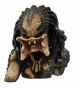 Predator ( Predador ) Unsmaked Bust Bank - Diamond Select Toys