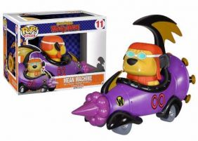 Mean Machine #11 ( Máquina do Mal ) - Wacky Races ( Corrida Maluca ) - Funko Pop! Rides