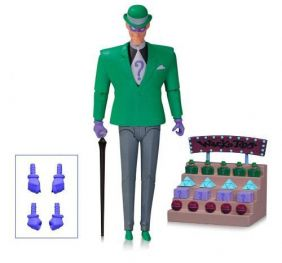 The Riddler ( Charada ) - Batman Animated Series - DC Collectibles
