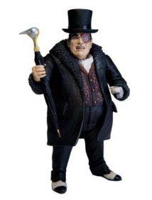 Penguin ( Pinguim ) - Batman Arkham City Series 3 - DC Collectibles