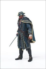 Haytham Kenway - Assassin's Creed 4 Black Flag - McFarlane