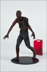 Charred Zombie - The Walking Dead Series 5 - McFarlane